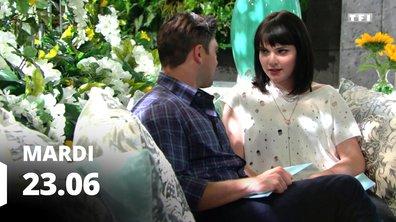 Les feux de l'amour - Episode du 23 juin 2020