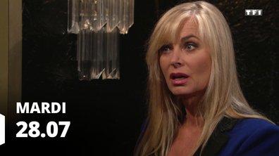 Les feux de l'amour - Episode du 28 juillet 2020