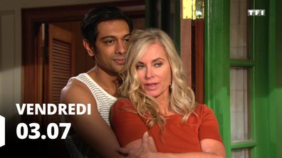 Les feux de l'amour - Episode du 3 juillet 2020