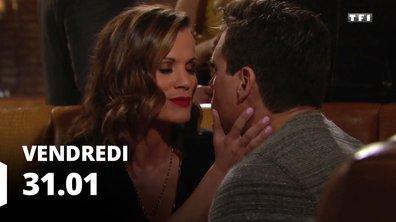 Les feux de l'amour - Episode du 31 janvier 2020