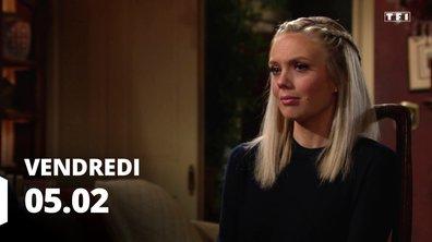 Les feux de l'amour - Episode du 5 février 2021