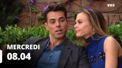 Les feux de l'amour - Episode du 8 avril 2020