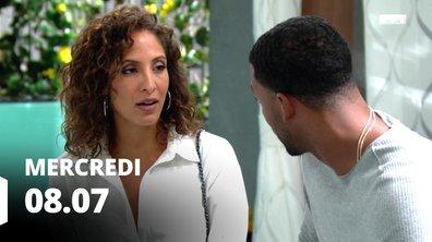Les feux de l'amour - Episode du 8 juillet 2020
