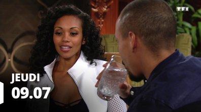 Les feux de l'amour - Episode du 9 juillet 2020