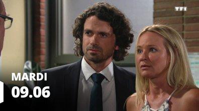 Les feux de l'amour - Episode du 9 juin 2020