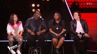 THE VOICE 2021 – Qui sont les talents finalistes de la saison ?