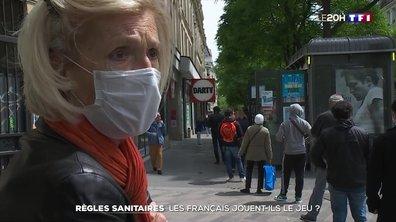 Les Français respectent-ils les règles de déconfinement ?