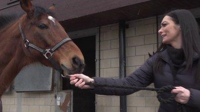 Les galères continuent pour Emilie et le cheval de Maella