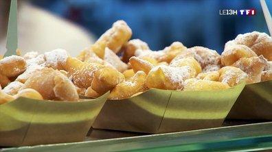 Les ganses, une gourmandise traditionnelle du Carnaval de Nice