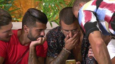 Les garçons reçoivent des vidéos choc dans l'épisode 21 de La Villa des Cœurs Brisés