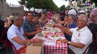 Les Grandes Tablées de Saumur, un rendez-vous estival qui a toujours autant de succès