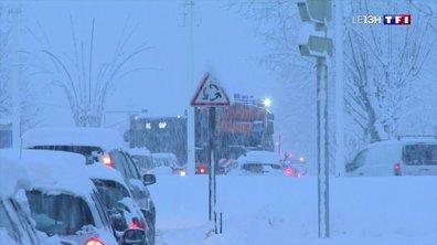 Les Hautes-Alpes se retrouvent sous la neige