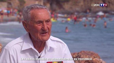 Les héros oubliés du débarquement en Provence