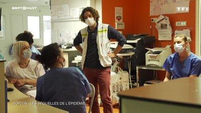 Les hôpitaux toujours sous tension