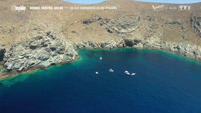 Les îles confidentielles des Cyclades