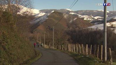 La vallée des Aldudes