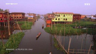 Les Inthas, le peuple de l'eau de Birmanie
