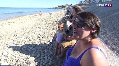 """Les """"juillettistes"""" profitent de leur dernier jour de vacances à Wimereux"""