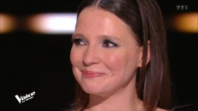 The Voice All Stars - L'émotion de Anne Sila, la grande gagnante de la saison