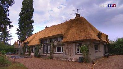 Les maisons de nos régions : la chaumière normande