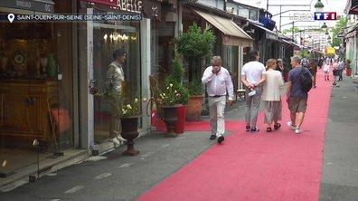 Les marchés aux puces de Saint-Ouen désertés par leur clientèle étrangère
