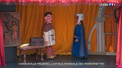 Les marionnettes font le show à Charleville-Mézières