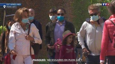 Les masques sont-ils nécessaires en plein air ?