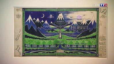 Les œuvres de John Ronald Tolkien exposées à la Bibliothèque nationale