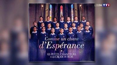 Les Petits Chanteurs à la croix de bois sortent leur nouvel album