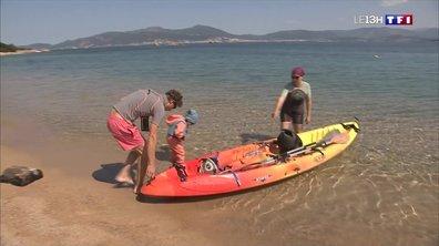 Les plages sont ouvertes à partir de ce jeudi en Corse