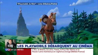 Les playmobils débarquent au cinéma