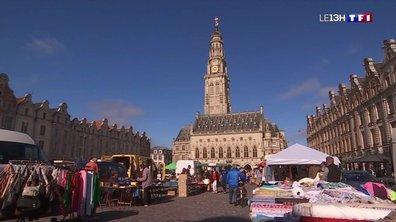 Les plus belles places de France : la place des Héros à Arras