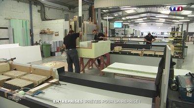 Les PME de Vendée se préparent à la reprise