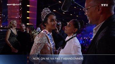 Les premiers pas de Clémence Botino, la nouvelle Miss France