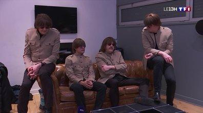 Les Rabeats, groupe picard fan des Beatles, en tournée dans l'Hexagone