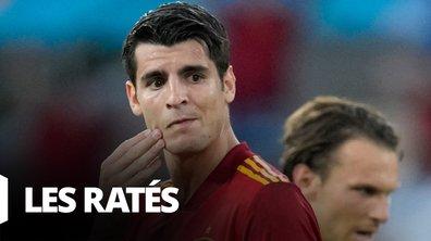 Espagne - Suède (0 - 0) : Voir tous les loupés du match en vidéo