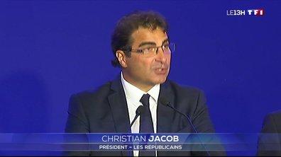 Les Républicains : Christian Jacob succède à Laurent Wauquiez