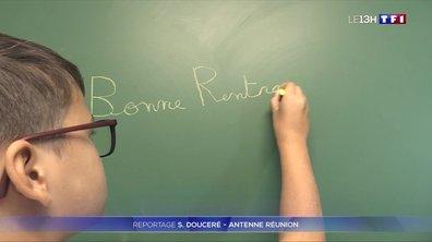 Les Réunionnais retrouvent le chemin de l'école