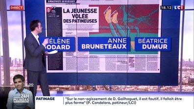 Les scandales d'abus sexuels qui secouent le milieu sportif français