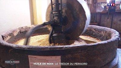 Les secrets de fabrication de l'huile de noix, trésor du Périgord