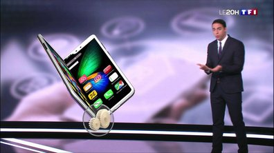 Les secrets des smartphones pliables