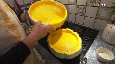 Les soupes typiques des régions (4/4) : la soupe de potimarron, un héritage culinaire franc-comtois