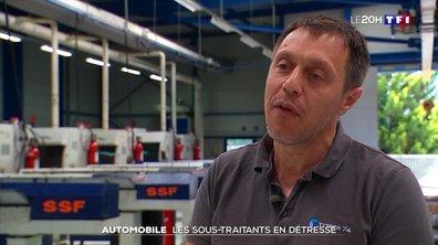 Les sous-traitants automobile attendent beaucoup des annonces d'Emmanuel Macron