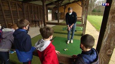 Les stages de golf pour enfants font le plein