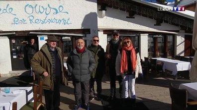 Les stars des Bronzés refont du ski à Val-d'Isère !