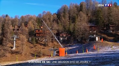 Les stations de ski seront-elles ouvertes à Noël ?
