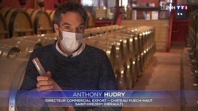 Les taxes Trump sur les exportations de vins et cognac français entrent en vigueur