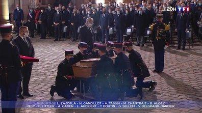 Les temps forts de l'hommage national à Samuel Paty