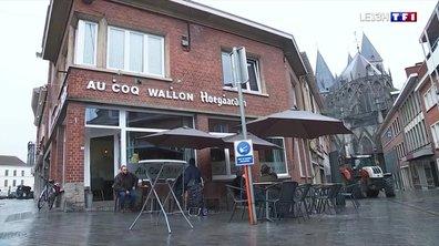 Les terrasses des bars et restaurants rouvrent en Belgique