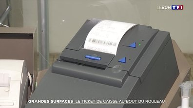 Les tickets de caisse en voie de disparition : quelles économies de papier ?
